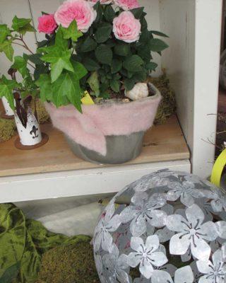 Rosentöpfli / Gartenkugel