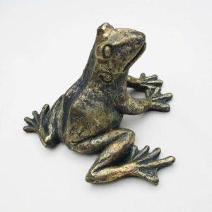 Frosch aus Polystone by blueme & gschänk chäller