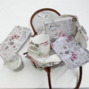 Shopping Bag Rose, Ambiente, bei Blueme & Gschänkchäller