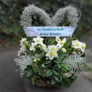 Trauerfloristik von Blueme & Gschänk Chäller in Oberentfelden