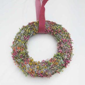 Kranz Flower Power von Blueme & Gschänk Chäller