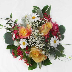 Wunderschöner, sonniger Blumenstrauss von Blueme & Gschänk Chäller